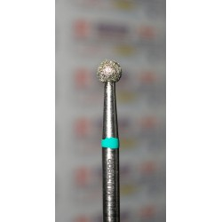 D33GB, MULTIBOR Diamond Nail Drill bit, 3/32(2.35mm), Professional Quality