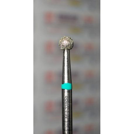 Алмазная насадка для удаления эпонихия МУЛЬТИБОР D33GB