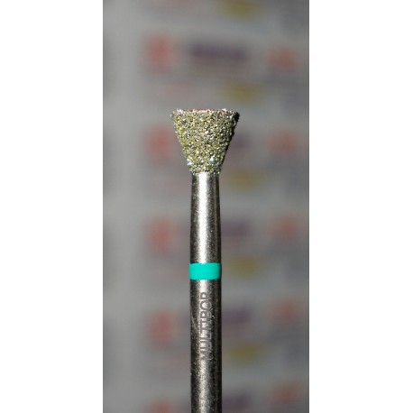 D50GI, MULTIBOR Diamond Nail Drill bit, 3/32(2.35mm), Professional Quality