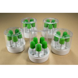 5 sets of 5 nozzles 127G in a transparent box