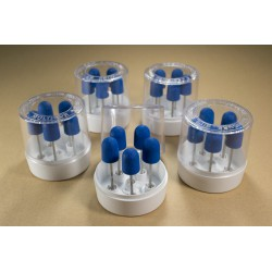 5 sets of 5 nozzles 127R in a transparent box